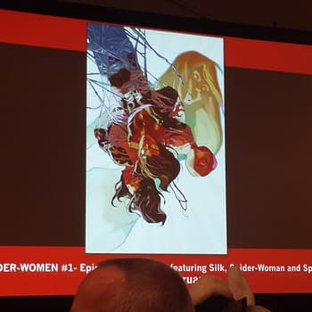 NYCC 15: New Spider-Women Event Coming This April