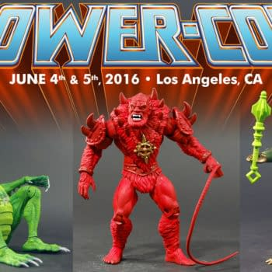 Power-Con Announces 3 Exclusive Figures For 2016 Show