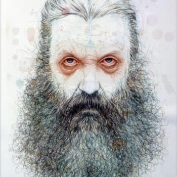 Alan Moore On The Comics He's Reading, The State Of Jerusalem And The End Of The Killing Joke