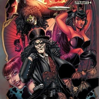 """""""It's One Of The Coolest Parts Of Dynamite…"""" – Tim Seeley And Jim Terry Talk Alice Cooper Vs Chaos!"""