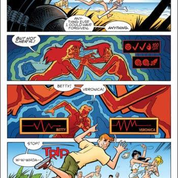 From Strip To Script – Archie Vs. Predator