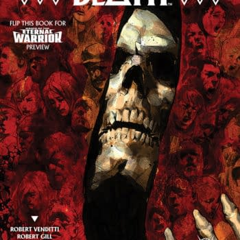 Valiant's Book Of Death Comes To An End