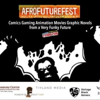 NYCC Debut: Afrofuturefest –  And An Answer To Larry Stroman's Concerns?