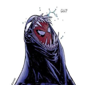 And Finally… Ryan Ottley Draws The Best Venom/Spider-Man Pic Ever