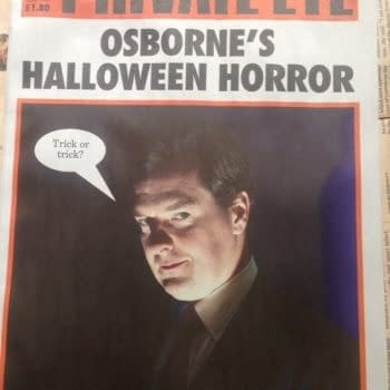Tomorrow's Private Eye Is A Horror Show For George Osborne