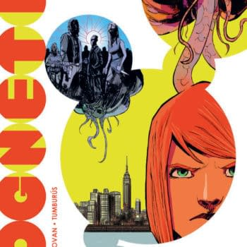 Check Out The First 5 Pages Of James Tynion IV & Eryk Donovan's Cognetic #1