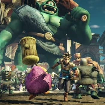 Sweet Release! Dragon Quest Heroes, Minecraft Story Mode, Back To The Future, Yoshi's Wooly World