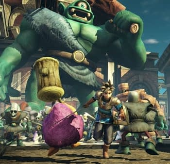 Sweet Release Dragon Quest Heroes Minecraft Story Mode Back To The Future Yoshis Wooly World