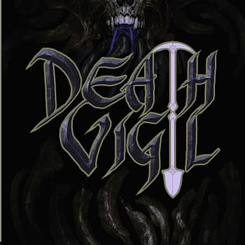 First 10 Pages Of Stjepan Sejics Death Vigil Volume One