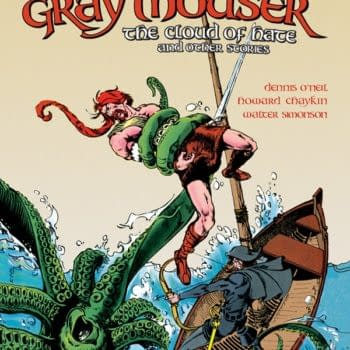 Dark Horse To Reprint Fafhrd And The Gray Mauser By O'Neill, Chaykin And Simonson