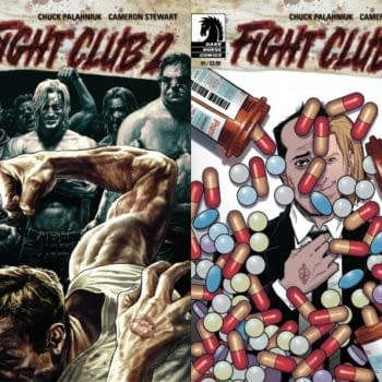 Chuck Palahniuk Is Already Writing Issue 6 Of Fight Club 3: The Cheater's Gambit