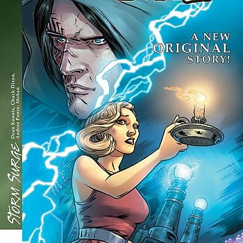 Exclusive Extended Previews: Dean Koontzs Frankenstein: Storm Surge And More