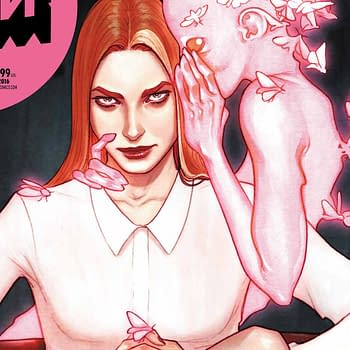Nightmares Are Coming&#8230 Gail Simone Hints At Whats To Come In Clean Room #2