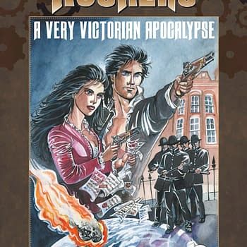 Mac's Books Reviewed – Hushers: A Very Victorian Apocalypse & The Mysterious Mustafa Khan No. 2