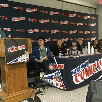 Feeling Out Of Place &#8211 Greg Pak Marjorie Liu And Larry Hama Discuss Asian-Americans In Comics At NYCC 15