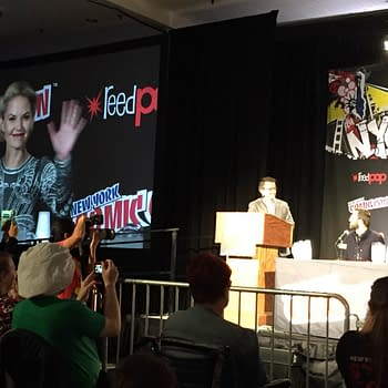 NYCC '15: Once Upon a Time: An Evening with the Dark Swan
