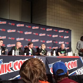 NYCC 15: Artists Discuss Process At The Image Comics: Where Creators Own Craft Panel
