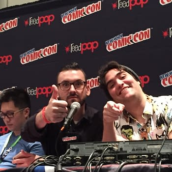 NYCC 15: The Dark Horse Creators: Crafting the Original Story Panel With Ethan Young Greg Pak Christopher Golden Donny Cates &#038 Eliot Rahal And Jonathan Case