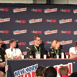 NYCC '15: The Vertigo Panel On Survivor's Club, Twilight Children, Lucifer, Red Thorn, And More