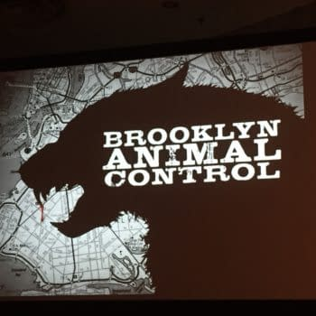 NYCC '15: IDW's Entertainment Panel 2016 Sneak Peek At Brooklyn Animal Control, Wynona Earp, Dirk Gently, And More