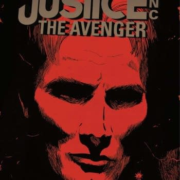 Mark Waid Talks Setting The Pulp Tone In Justice, Inc: The Avenger