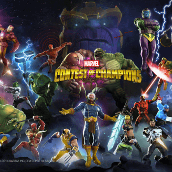 NYCC '15: Talking Contest of Champions with Gabe Frizzera