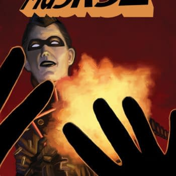 Colton Worley Covers The Final Issue Of Masks 2