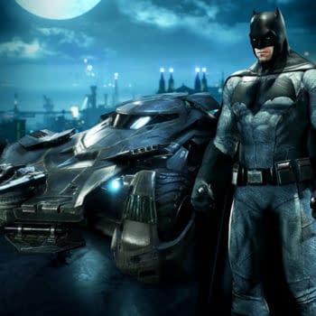 Batman V Superman And Batman Begins Batsuits Coming To Arkham Knight