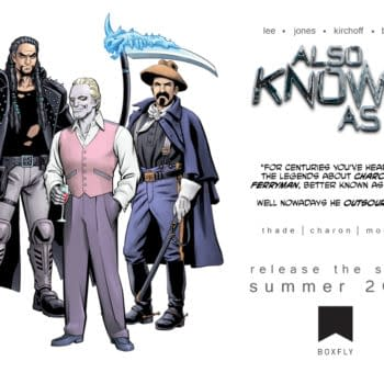 'Also Known As' – Film Announced And Graphic Novel Planned For San Diego Comic Con 2016 (VISUAL UPDATE)