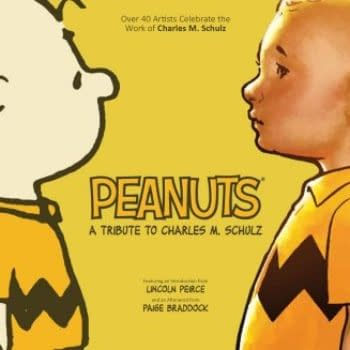 Thor's Abbreviated Comic Review Column – Peanuts: A Tribute To Charles M. Schulz, Insufferable #6