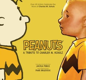 Thors Abbreviated Comic Review Column &#8211 Peanuts: A Tribute To Charles M. Schulz Insufferable #6