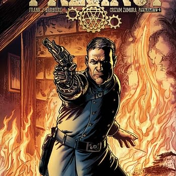 Ive Always Found The World Of Steampunk Interesting&#8230 &#8211 Frank Barbiere On The Precinct