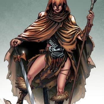 Red Sonja Loses The Chainmail Bikini As Marguerite Bennett Replaces Gail Simone, With Nicola Scott's Redesigns