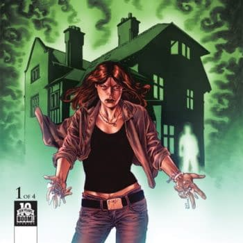 Carey & Perkins' Rowans Ruin #1 Sells Out Before Release