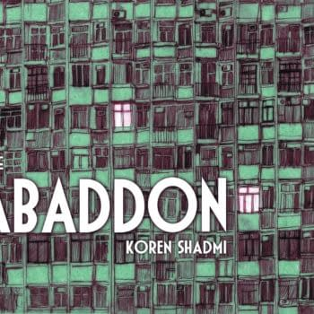 Solving Puzzles To Escape: Preview Koren Shadmi's The Abaddon From Z2 Comics