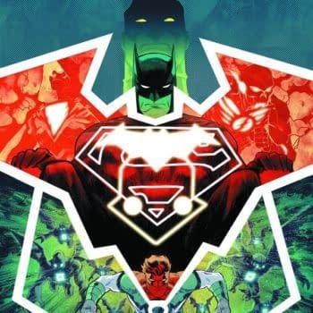 Tomorrow, Batman Crosses Over With The Minority Report…