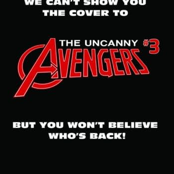 Who Will Come Back To Life In Uncanny Avengers #3? – From MCM London Comic Con