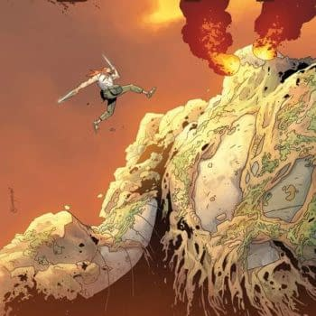 A Look At Strayer, The New Aftershock Comic From Justin Jordan And Juan Gedeon, And Other January 2016 Solicitations
