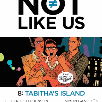 They're Not Like Us #8: A Lot More Than A Cup Of Tea