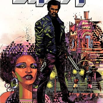 Exclusive First Chapter From The Shaft Trade Paperback