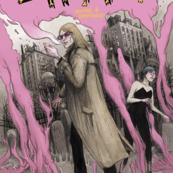 'A Century's Worth Of Pent Up Rage' – Preview OGN Shaman From Locust Moon Press