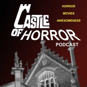 The Castle Of Horror Podcast Presents: A Special Interview With The Searcher's Simon Toyne