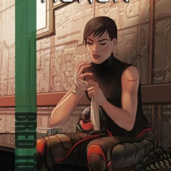 Top Cow Previews – The Tithe #6 And Tales Of Honor: Bred To Kill #3
