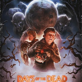 Sam Is Waiting&#8230A Trick r Treat: Days Of The Dead Chat With Marc Andreyko