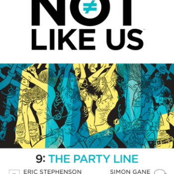 A Trippy Dramatic Club Scene In They're Not Like Us #9