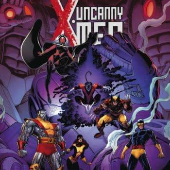 Not Even Marvel's PR Has Realised Uncanny X-Men #600 Has Slipped To November…