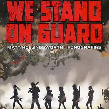 A Story That Keeps You Coming Back For More &#8211 We Stand On Guard So Far (#1-4)
