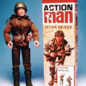 IDW To Publish Comic Based On Britain's GI Joe, Action Man – From MCM Comic Con