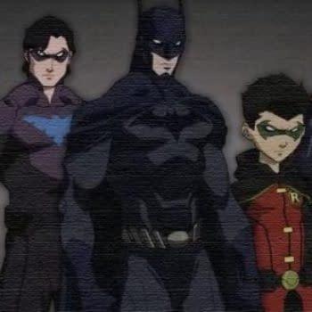 Batman: Bad Blood Sneak Peak At NYCC '15