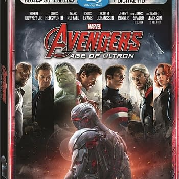 Looking At The Avengers: Age Of Ultron Collectors Edition